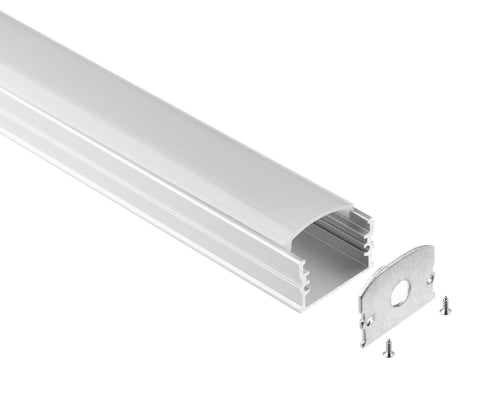 LED Profile Adjustable Aluminum