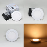 Flat Slim Panel LED Down Lights