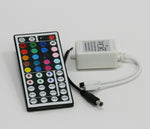 12V LED Strip Light RGB Multi-color Remote Controller