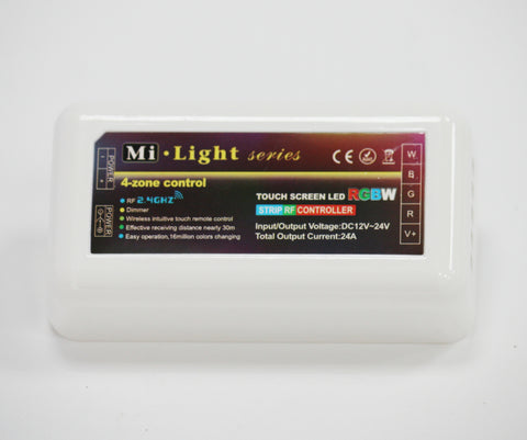 MiLight RGB/RGBW 4-Zone RF Strip Light Controller