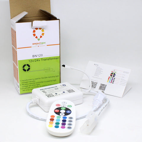 RGB LED Strip Light Quick Connect Controller
