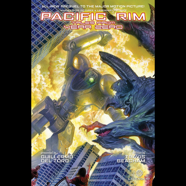 Legendary Comics - Pacific Rim - Tales from Zero Graphic Novel