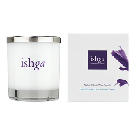ishga Hebridean Aura Hand Poured Candle