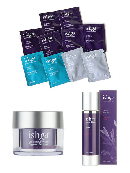 ishga starter pack, beginner, sample