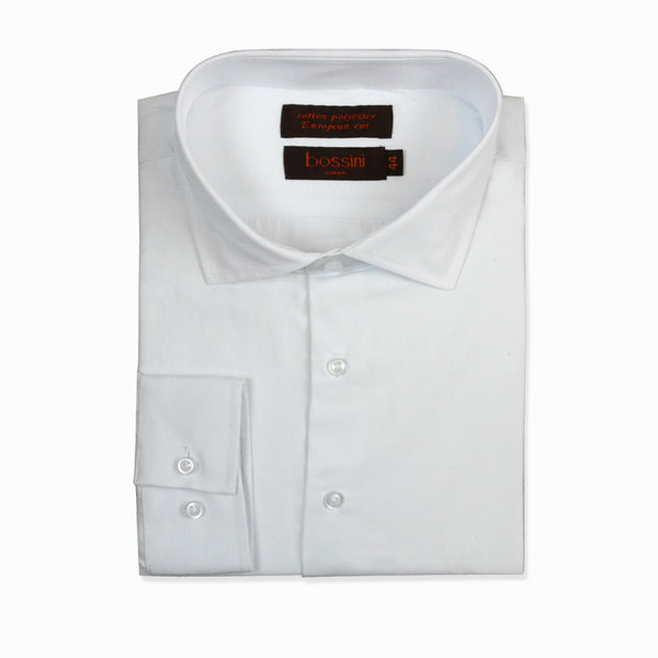 Business Shirt B3343-9 White