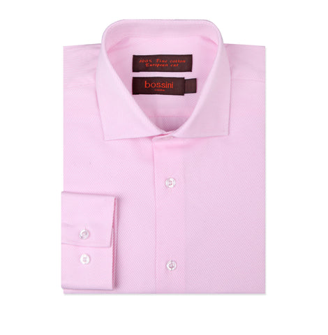 Business Shirt BL1609 Thin stripes Pink