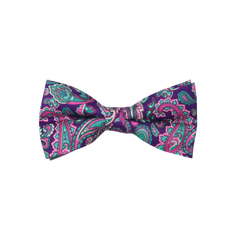 Pattern ABT15024 Violet / Bow Tie