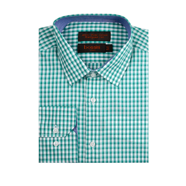 Casual Shirt BQC122 Green