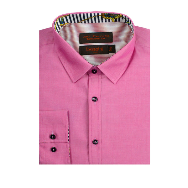 Casual Shirt BQC129 Hot Pink