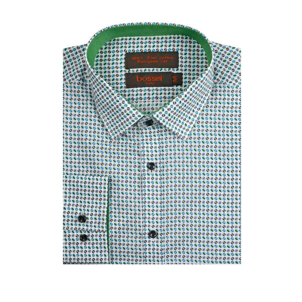 Casual Shirt BQC130 Green