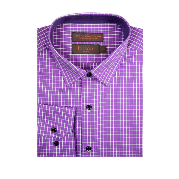 Casual Shirt BQC141 Lilac