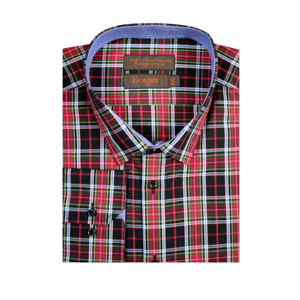 Casual Shirt BQC140 Red