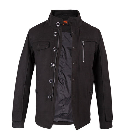 Coat BSJ002 Black
