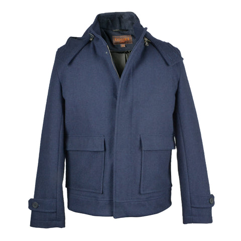Overcoat BSJ014 Navy