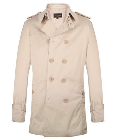 Trench BSO202 Light Beige