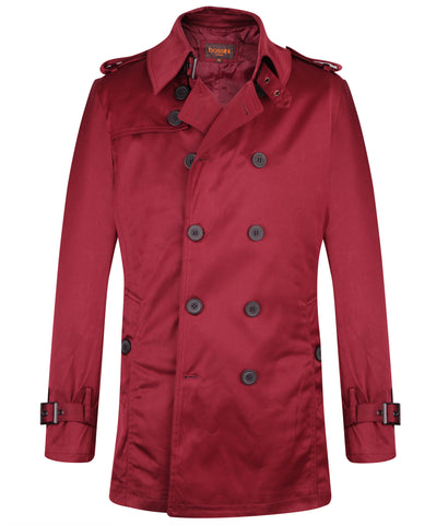 Trench BSO202 Burgundy