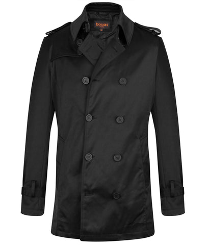 Trench BSO202 Black