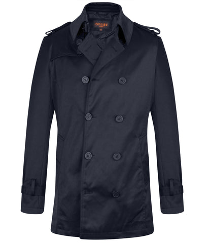 Trench BSO202 Navy