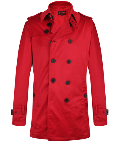 Trench BSO202 Red