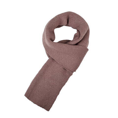 Knit CH15 Brown Scarf
