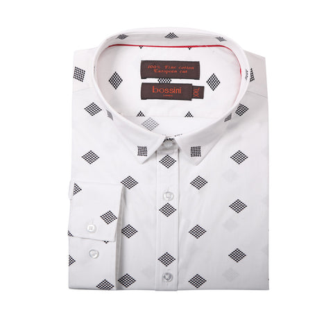 Casual Shirt CL1601 White