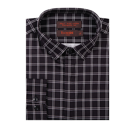 Casual Shirt CL1602 Black