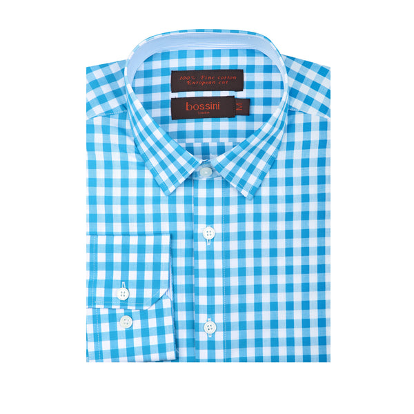 Casual Shirt CL1603 Aqua