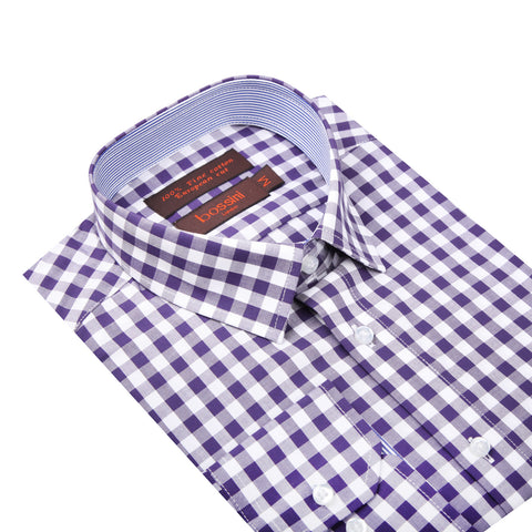 Casual Shirt CL1603 Purple