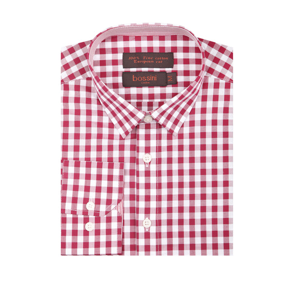 Casual Shirt CL1603 Red
