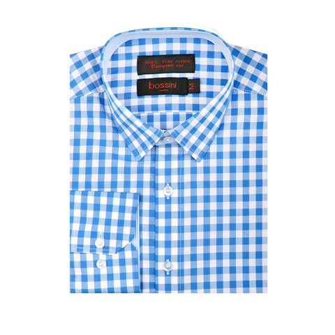 Casual Shirt CL1603 Sky Blue