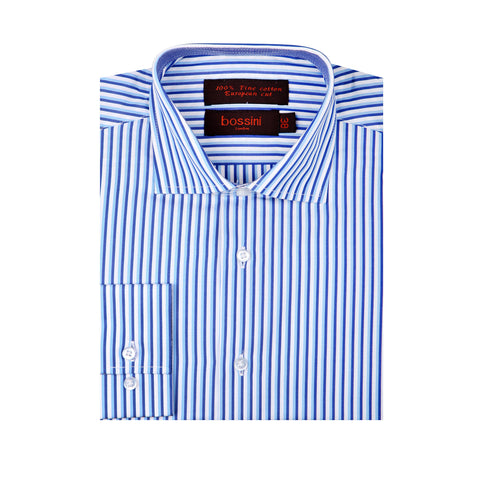 Business Shirt BL1608 Blue
