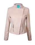 Women Jacket DG8062 Beige