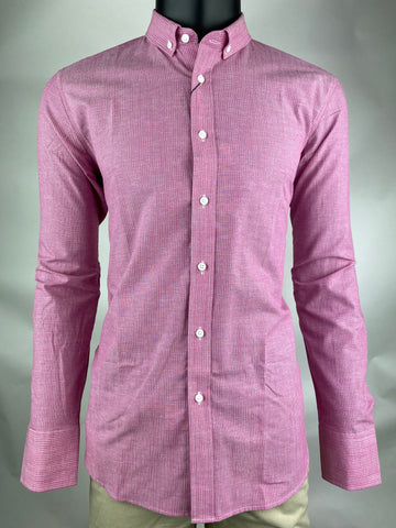 Casual Shirt CL1901 Red