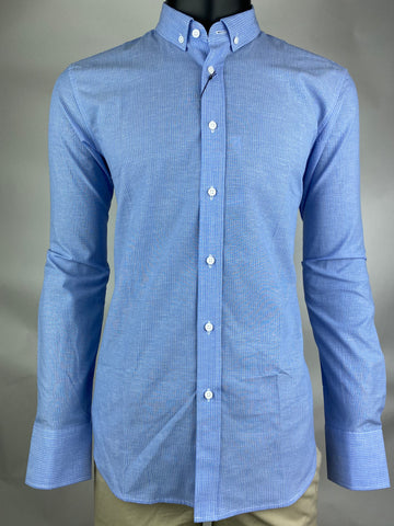 Casual Shirt CL1901 Blue