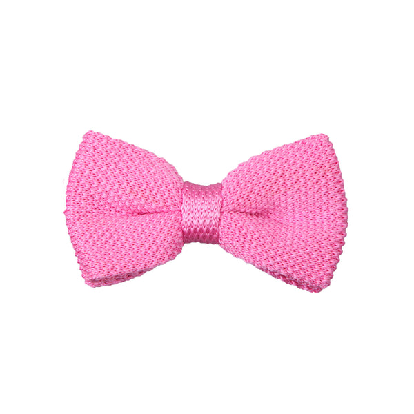 Knit 28 Pink / Bow Tie