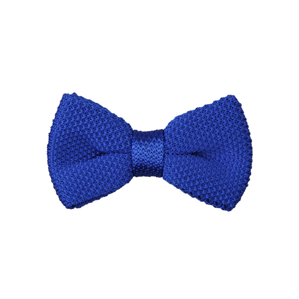 Knit 39 Blue / Bow Tie