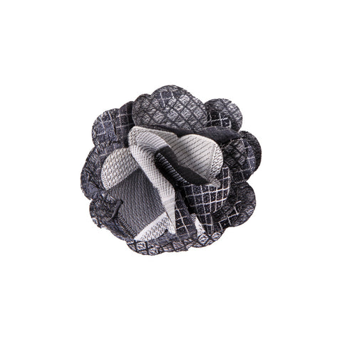 Lapel Pin - Marygold Grey Pattern
