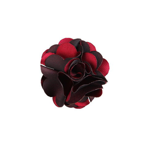 Lapel Pin - Marygold Red Black