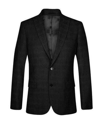 Suit MRS462 Black Slim Fit