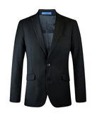 Suit MRS522 Black Slim Fit
