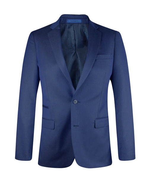 Suit MSS572 Dark Blue Slim Fit