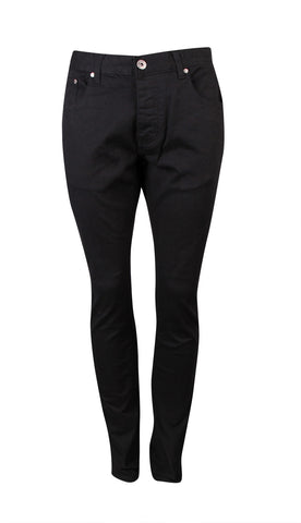 Denim NC003 Black Slim Fit