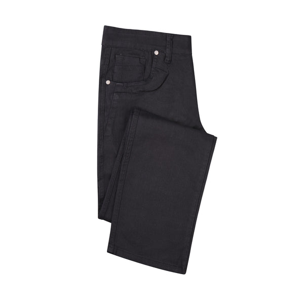 Denim NC004 Black Regular Fit