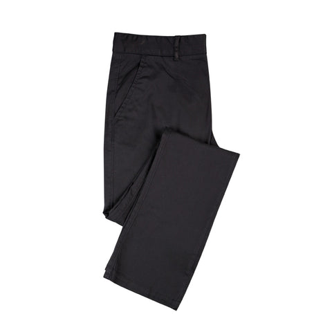 Chinos PC1601 Black Slim Fit