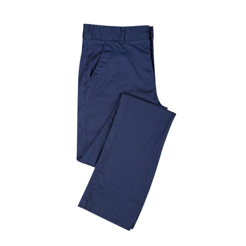 Chinos PC1602 Navy Regular Fit