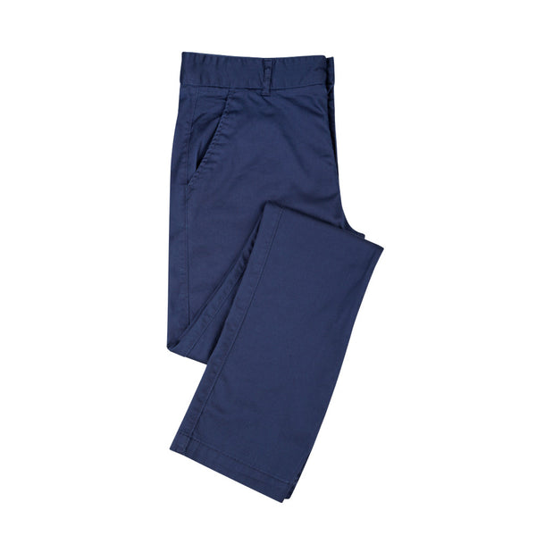 Chinos PC1601 Navy Slim Fit