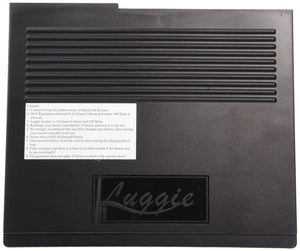 Luggie Lithium Battery - Standard 10.5 AH