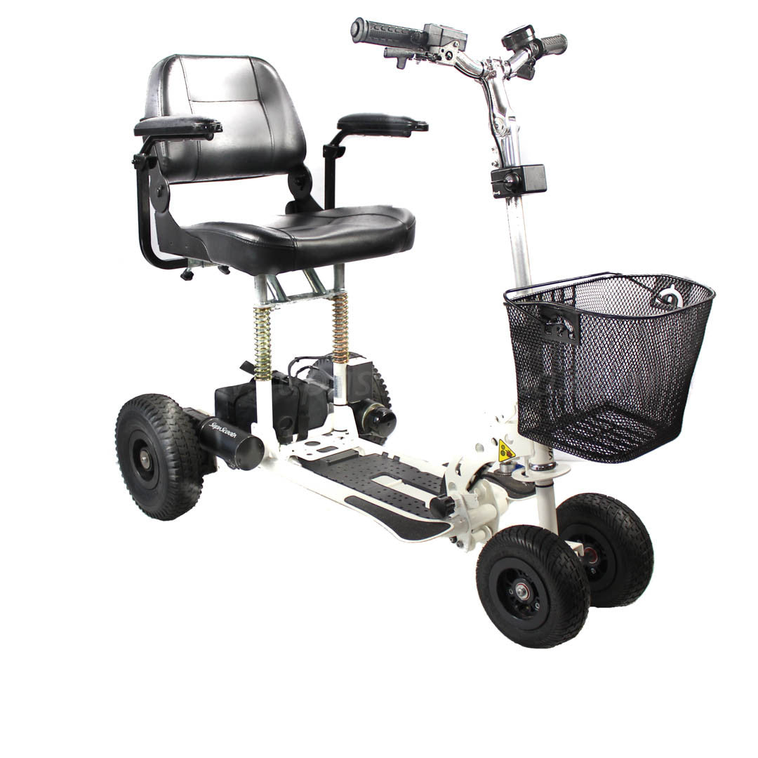 SupaScoota Sport XL Lightweight & Folding Travel Mobility Scooter