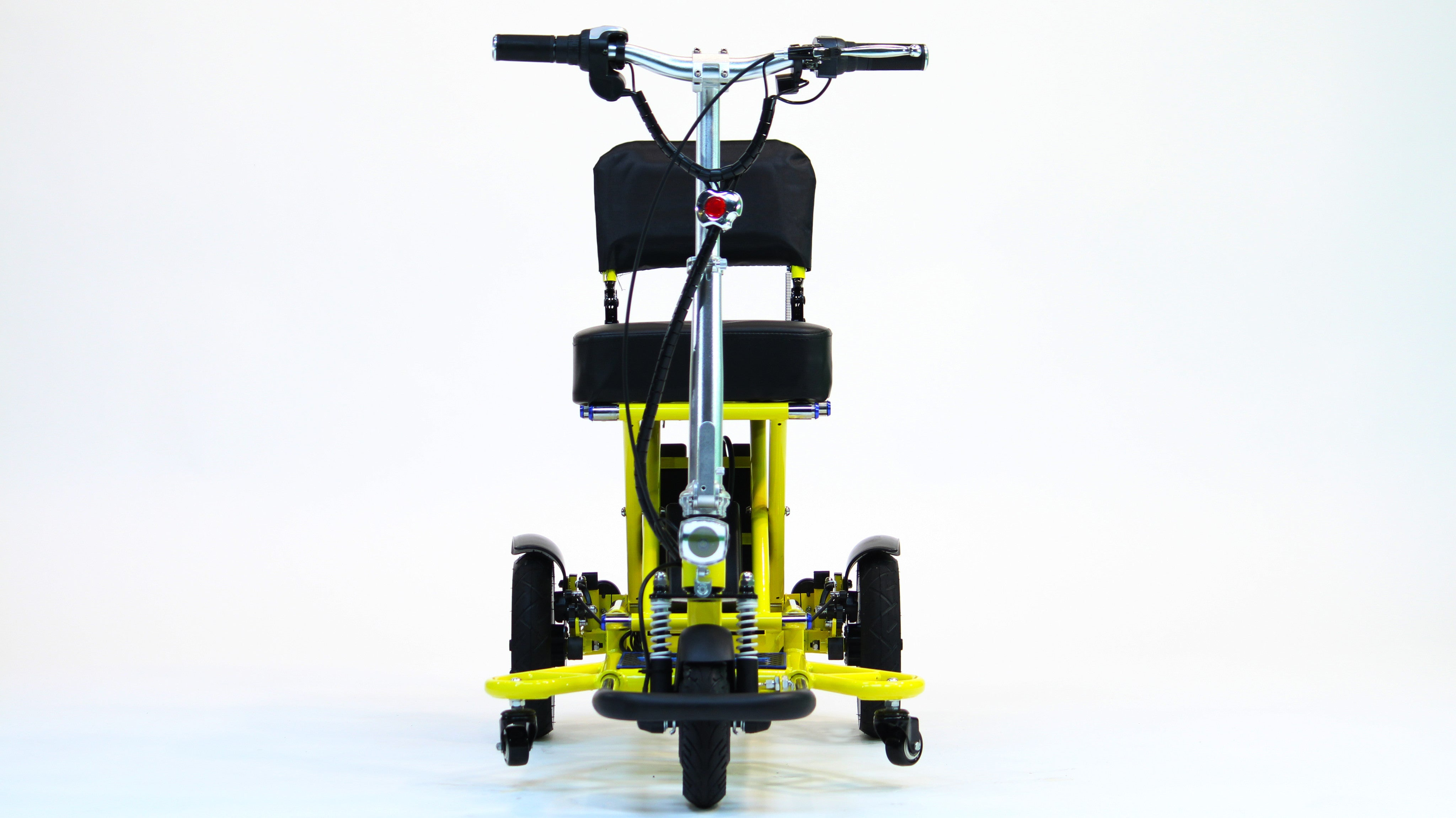 Enhance Mobility - Triaxe Sport Portable Folding Scooter - 3-Wheel