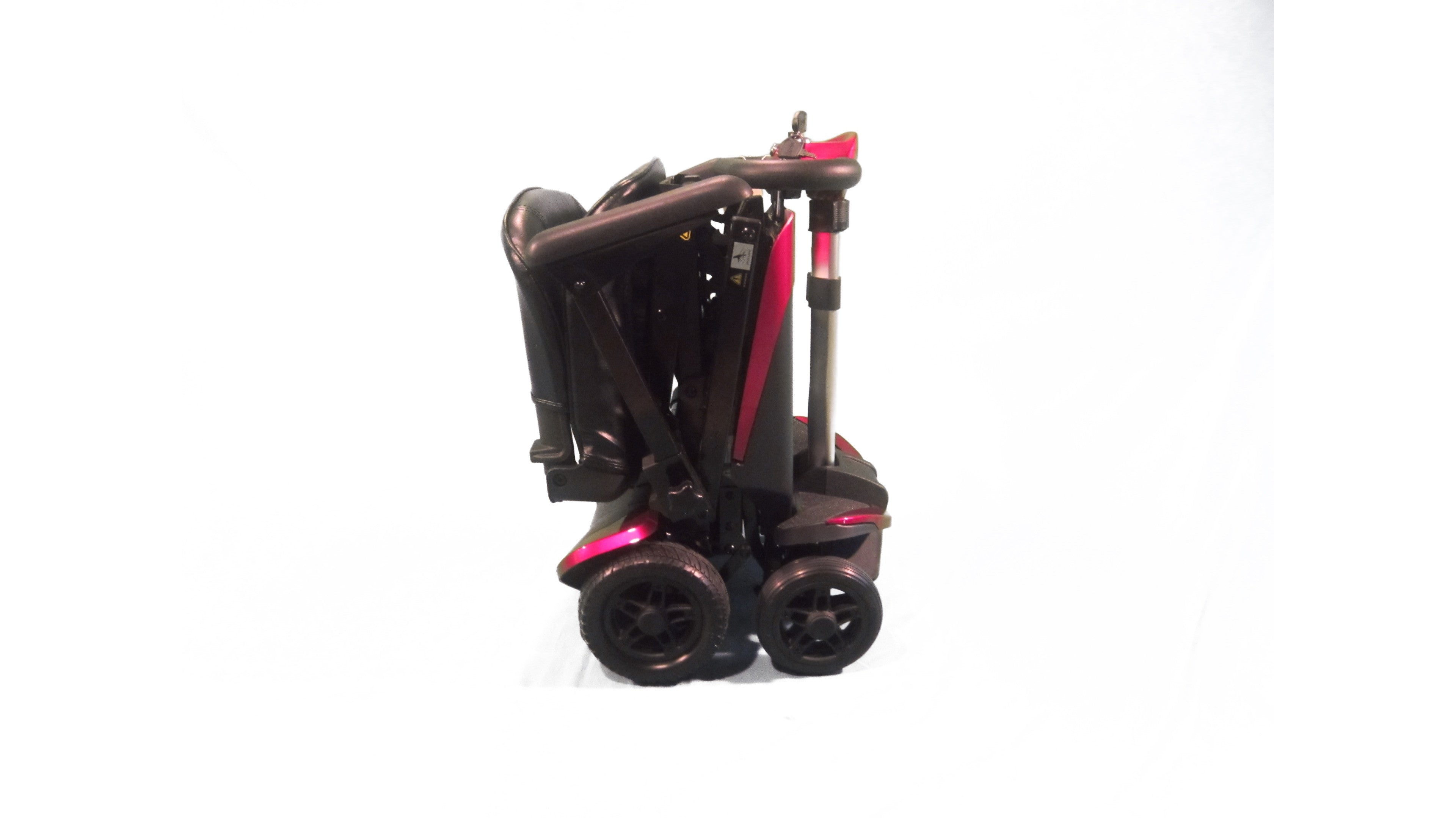 Enhance Mobility Mobie Plus Folding Travel Scooter 4-Wheels -